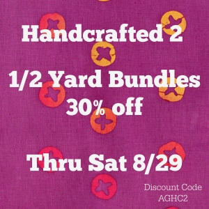 Handcrafted Bundle Sale